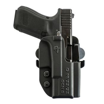 COMP-TAC International OWB Glock 48 RH Black Kydex Holster with Modular Mounts (C241GL234RBKN)