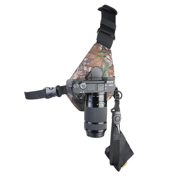 COTTON CARRIER Skout Camo Sling Style Harness for One Camera (410CAMO)