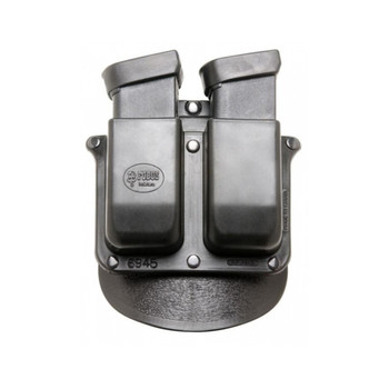 FOBUS 10mm,45 ACP Glock Double Mag Pouch Paddle Holster (6945P)