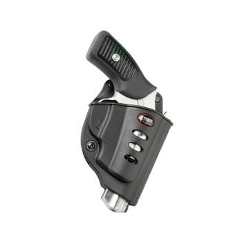 FOBUS Ruger LCR & SP101 Right Hand Evolution Belt Holster (RU101BH)
