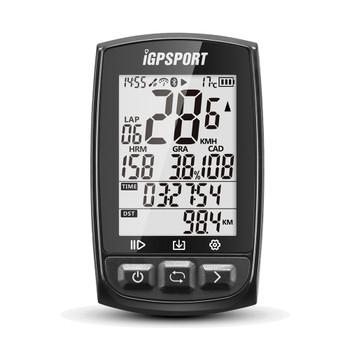 IGPSPORT iGS50E GPS Black Cycling Computer (IGS50E-BLK)