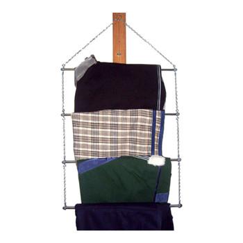INTREPID INTERNATIONAL Chrome Blanket Rack (216358)