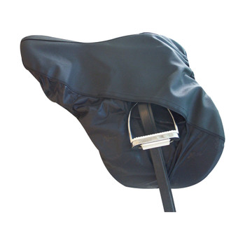 INTREPID INTERNATIONAL Ride On Black Saddle Cover (239980)