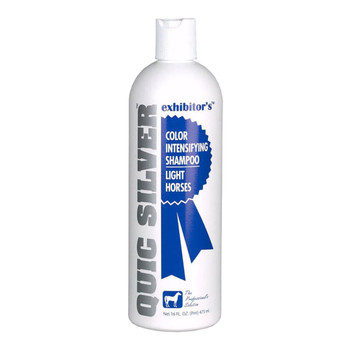 INTREPID INTERNATIONAL Quic Silver 16oz Shampoo (BCQS16)