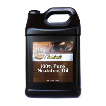 INTREPID INTERNATIONAL Fiebing Gallon FOB Neatsfoot Oil (FBPNOG)