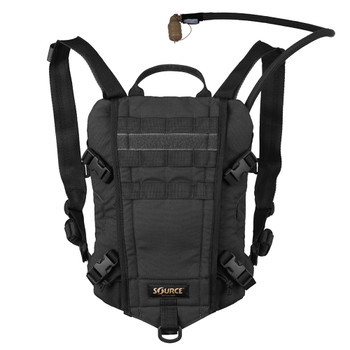 SOURCE Rider 3L Black Low Profile Hydration Pack (4001690103)