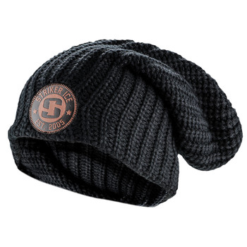 STRIKER ICE Womens Slouch Black Hat (528200)