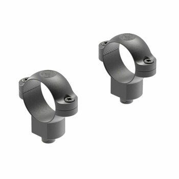 LEUPOLD Quick Release 1in High Matte Black Scope Rings (49979)