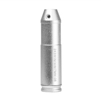 NCSTAR .308 Cartridge Red Laser Bore Sighter (TLZ308)