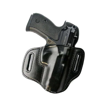 DON HUME Double 9 OT H721OT Right Hand Black Holster Fits Glock 26/27 (J337255R)