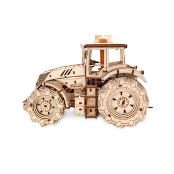 ECO WOOD ART Tractor 357-Piece 3D Puzzle (TRACTOR)
