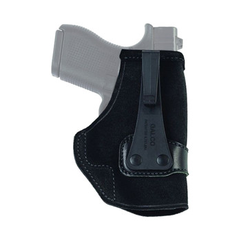 GALCO Tuck-N-Go Black Right Hand IWB Holster for Springfield XD 9/40 3in (TUC444B)