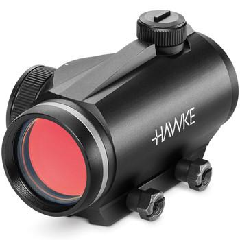 HAWKE Vantage 1x30 Black Red Dot Sight with 9-11mm Rail (12107)