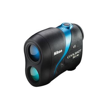 NIKON Coolshot 80i VR Golf Laser Rangefinder Refurbished (16205B)