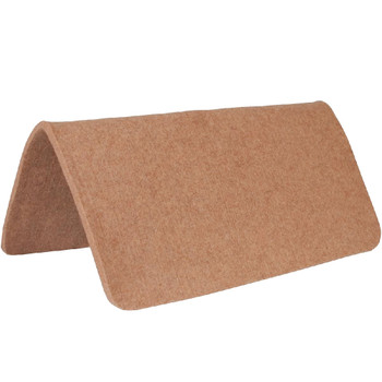 MUSTANG 1/2x30x30in Tan Wool Pad Protector (1470)