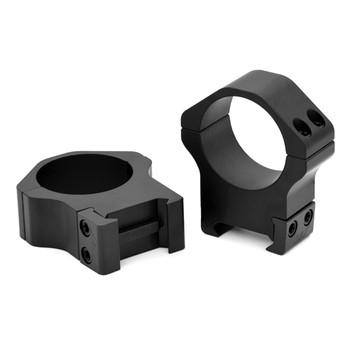 WARNE Maxima Horizontal 30mm PA High Matte Rings (515M)