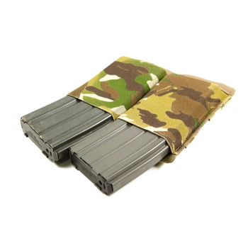 BLUE FORCE Ten-Speed Double M4 Multicam Mag Pouch (HW-TSP-M4-2-MC)