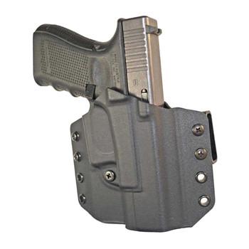 COMP-TAC Warrior Black OWB Holster for Glock 19/23/32 Gen 1-5 (C708GL052RBKN)