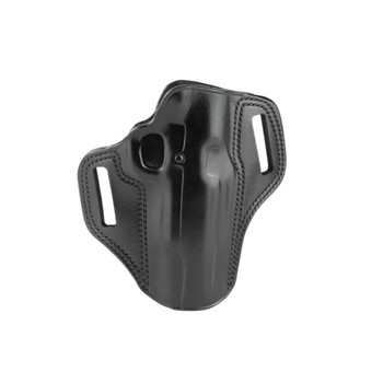 GALCO Combat Master Colt 5in 1911 Right Hand Leather Belt Holster (CM212B)