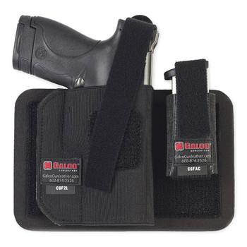 GALCO CarrySafe Gen 2 RH Black Holster (CSBK2L)
