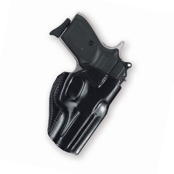 GALCO Stinger Taurus 709 Slim Right Hand Leather Belt Holster (SG492B)