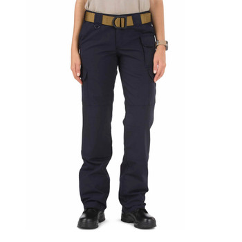 5.11 TACTICAL Womens Fire Navy Pant (5-64358-720-FIRE NAVY-6-R)