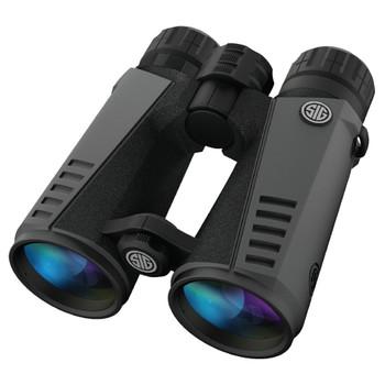 SIG SAUER ZULU7 10x42mm HDX Glass Open Bridge Graphite Binocular (SOZ71001)