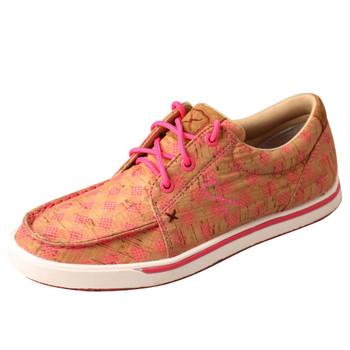 Tan/Pink