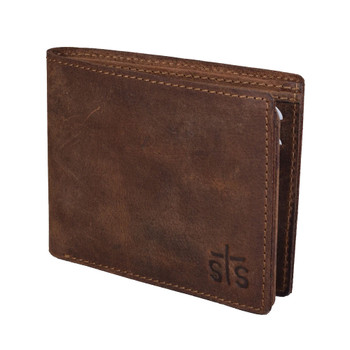 STS RANCHWEAR Foreman Bifold Wallet (STS61030)