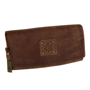 STS RANCHWEAR Baroness Trifold Wallet (STS67503)