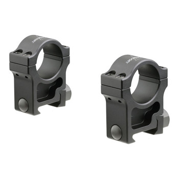 TRIJICON AccuPoint 1in Extra High Picatinny Scope Rings (TR101)
