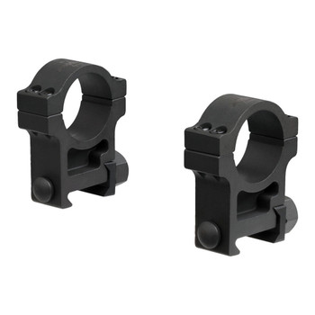 TRIJICON AccuPoint 1in Extra High Picatinny Scope Rings (TR102)