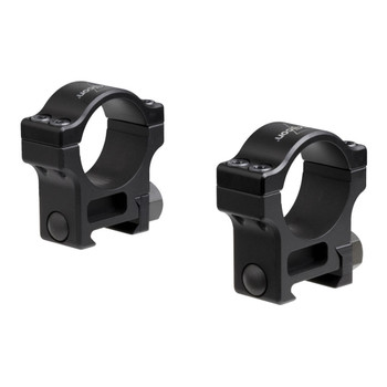 TRIJICON AccuPoint 30mm High Picatinny Scope Rings (TR105)
