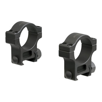 TRIJICON AccuPoint 30mm High Picatinny Scope Rings (TR108)