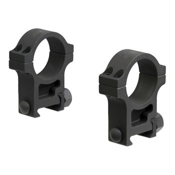 TRIJICON AccuPoint 30mm Extra High Picatinny Scope Rings (TR109)