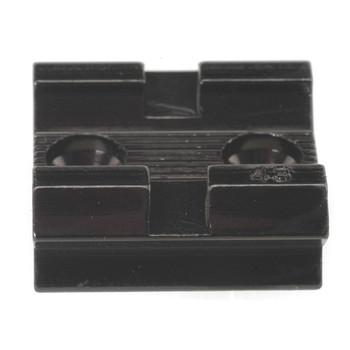 WEAVER Detachable #43 Gloss Black Top Mount Base (48043)