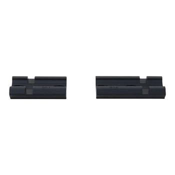 WEAVER Matte Black Top Mount Base Pair for Remington 7400 (48472)