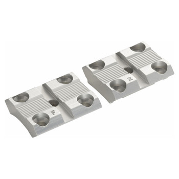 WEAVER Silver Top Mount Base Pair for Browning X-Bolt (48495)