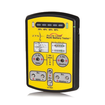 ZTS Mini-9RL Multi-Battery Tester (MINI-9RL)