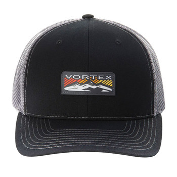 VORTEX Men's Mountain Lights Cap (121-03-BLK)