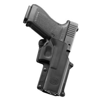 FOBUS Right Hand Standard Belt Holster Fits Glock 20,21,21Sf, 37,38,41 /Issc M22 (GL3BH)