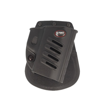 FOBUS Beretta,Browning,FN Right Hand Roto Evolution Paddle Holster (PX4RP)