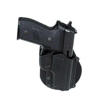 FOBUS Sig Sauer 229,Steyr Model S Right Hand Standard Paddle with Rail Holster (SG4)