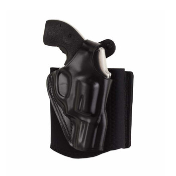 GALCO Sig-Sauer P938 Black Ankle Glove Right Hand Holster (AG664B)