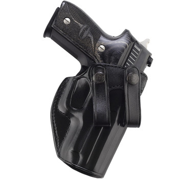 GALCO Summer Comfort Fits Glock 43 RH Black Inside Pant Holster (SUM800B)