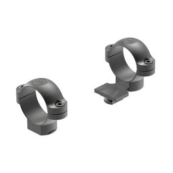 LEUPOLD Standard One-Piece 1in Medium Ext Matte Black Scope Rings (49911)