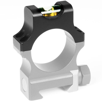 NIGHTFORCE X-Treme Duty 30mm 4 Screw Top Half of Ring With Level (A128)