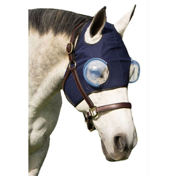 INTREPID INTERNATIONAL Small Horse Medical Eye Protection Hood (155095S)