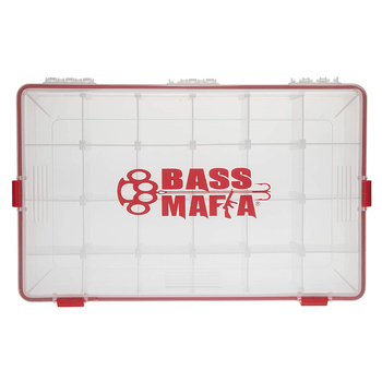 BASS MAFIA Bait Casket 3700 2.0 Tackle Box (3700-CASKET-2.0)