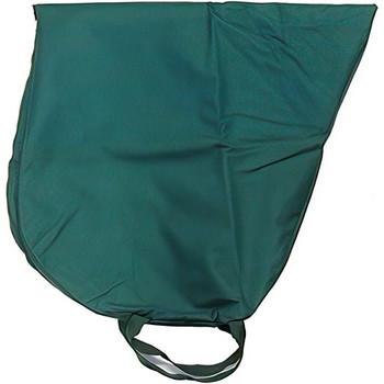 INTREPID INTERNATIONAL Hunter Green Saddle Carrying Bag (1621GN)